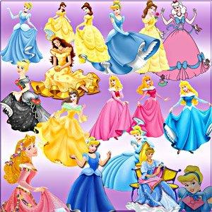 Принцессы для фотошопа