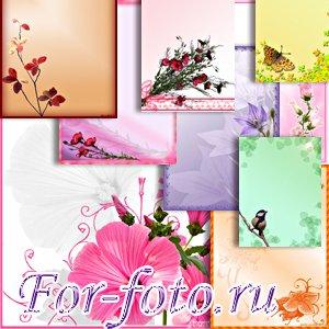 открытки 10х15 с 8 марта
